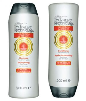 Avon Advanced Technique Anti-Hairfall Shampoo & Conditioner (combo kit)