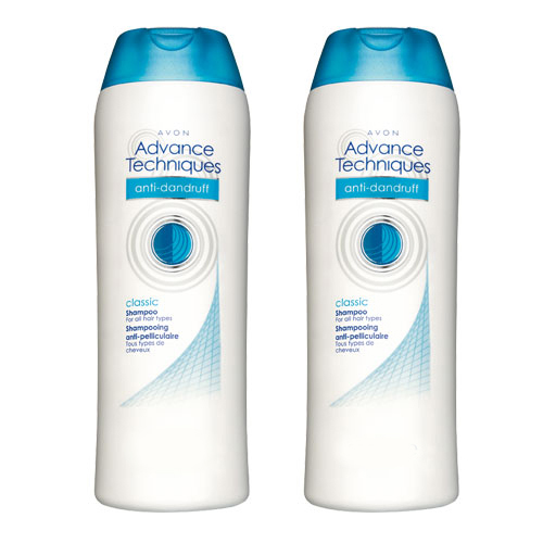 Avon Advanced Technique 2 in 1 Shampoo & Conditioner (combo set)