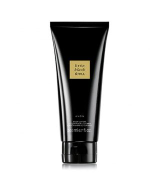 Avon Little Black Dress Body Lotion 200ml