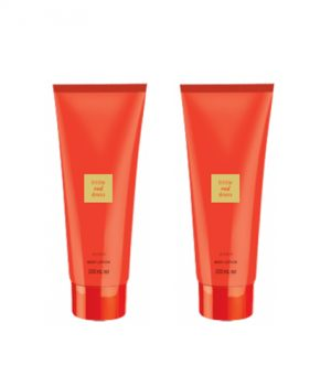 Avon Little Red Dress Body Lotion (combo set)