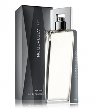 Avon Attraction EDT for Him 75ml
