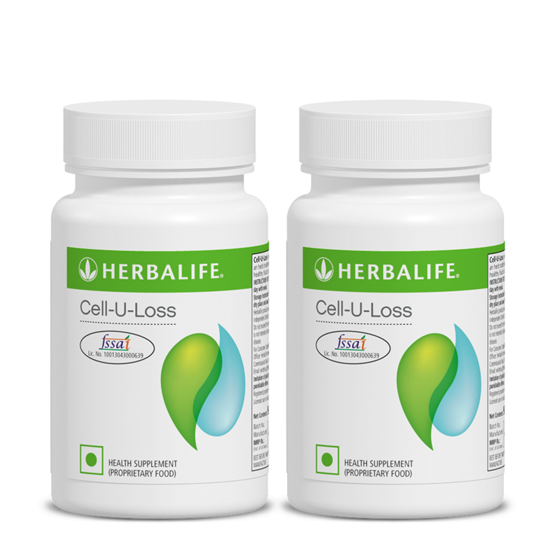 Herbalife Cell U Loss 90 Tablets Set Of 2