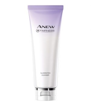 AVON ANEW WHITE FAIRNESS 360 CLEANSER 125G