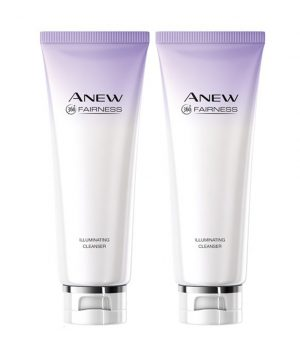 AVON ANEW WHITE FAIRNESS 360 CLEANSER (set of 2 of 125 g each)