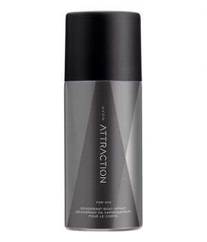 Avon Attraction Body Spray for Him 150ml