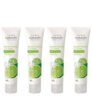 avon-naturals-lime-whitening-cleanser-set-of-4