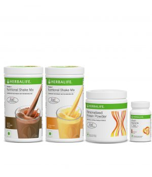 Herbalife Protein Blend Combo for Weight Loss - Type 2