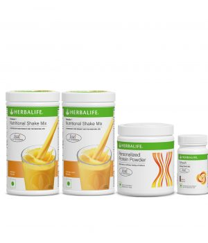 Herbalife Protein Blend Combo for Weight Loss - Type 3