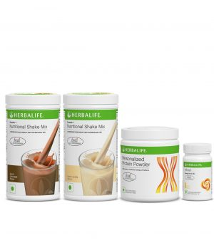 Herbalife Protein Blend Combo for Weight Loss - Type 4