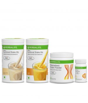 Herbalife Protein Blend Combo for Weight Loss - Type 5