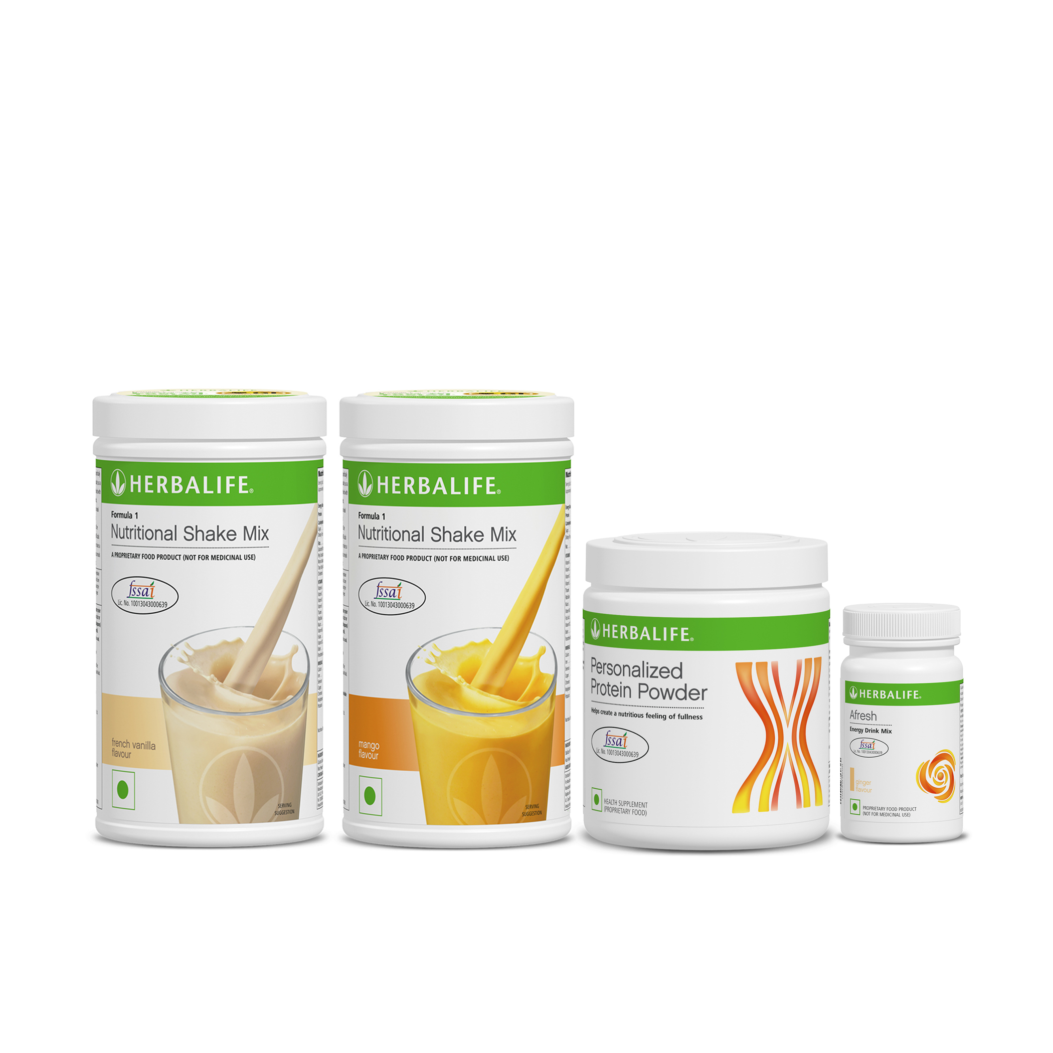 Herbalife Protein Blend Combo For Weight Loss Type 5
