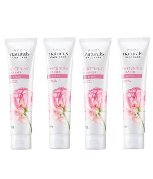 avon-naturals-rose-pearl-whitening-cleanser-set-of-4