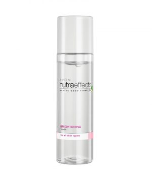 AVON NUTRA EFFECTS BRIGHTENING TONER 150ML